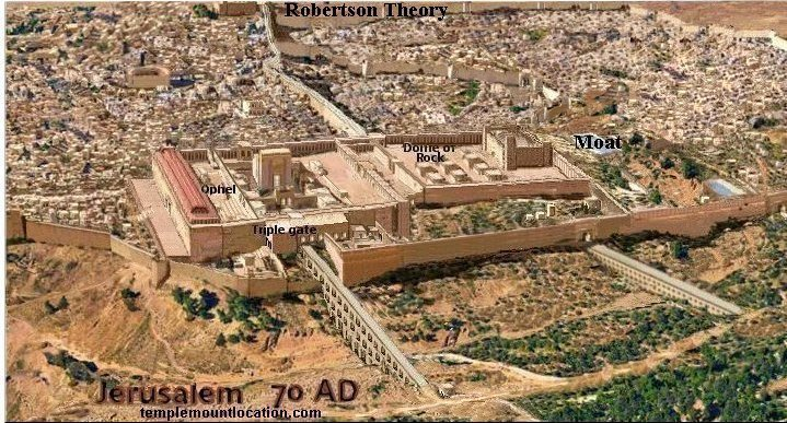 Jew Detector: Four Temple Location Theories By Lambert Dolphin